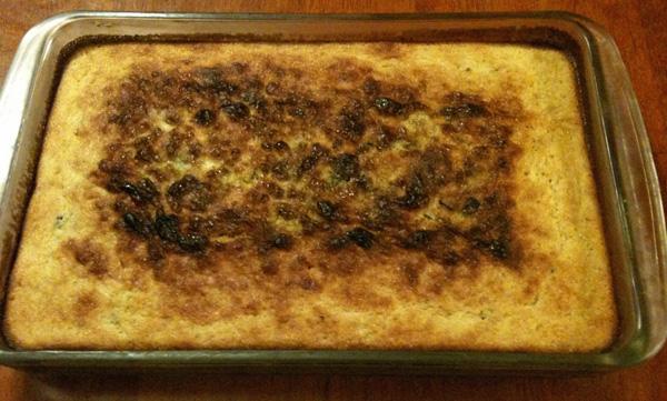 Jeri's Gluten-Free Firebird Cornbread